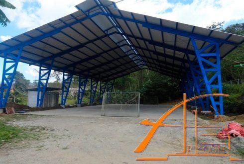 C.T.P. de Sabalito Estructura